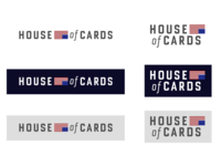 House Of Cards Vector Logo (download)