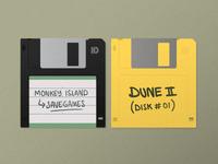 Floppy Games