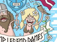 Camp Legend Danes 2016 (Tomorrowland)