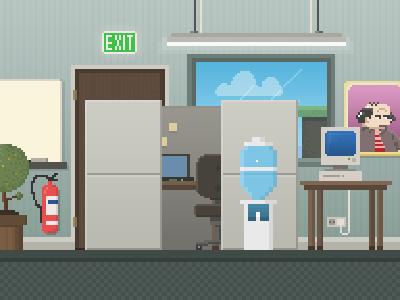 8-bit Office