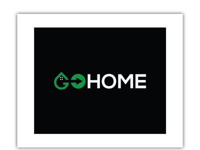 Go Home Logo design