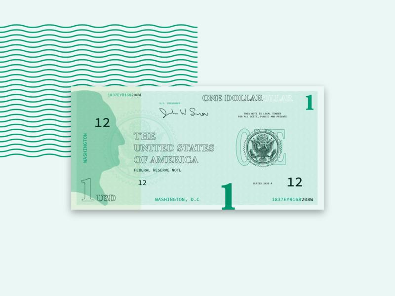 Weekly Warmup #26 - Currency weeklywarmup bank note illustration dollar currency weeklychallenge