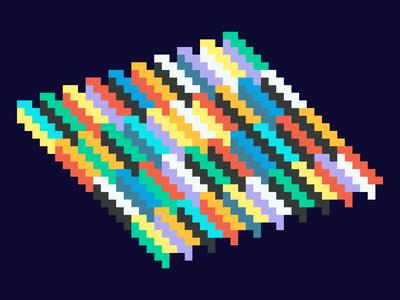 Mancheta Pattern illustrator zig zag pattern