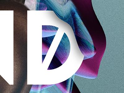 STRVKT typography poster visual digital art artist abstract