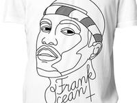 Frank Ocean T-Shirt design