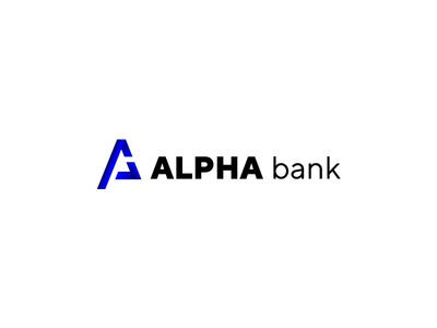 Alpha Bank Branding