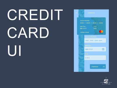 Credit Card UI