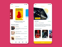 Book discovery app