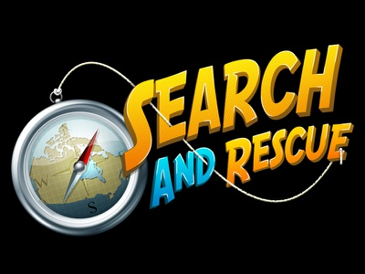 Search and Rescue logo photoshop icon