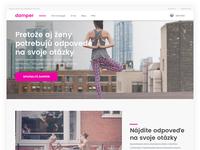 Damper Homepage