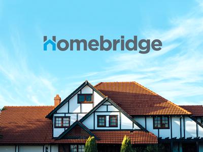Homebridge design corporate layout grid print digital responsive website logo brand