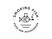 Logo Smoking Fish