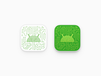 Android Robot Circuit android chip processor cpu circuit board circuit android 10 android robot sandor realistic osx icon os icon macos icon mac os icon mac icon icon app icon