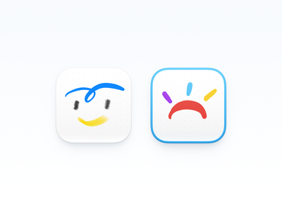 Whiteboard 2 ux icon big sur bigsur sun sunshine writing write pencil pen marker drawing board painting brush laugh smiley smile whiteboard ui icon user interface icon skeu skeuomorph skeuomorphism mac icon macos icon osx icon ios icon iphone icon realistic app icon sandor