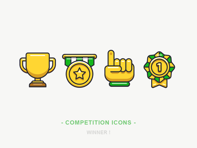 Competition Icons