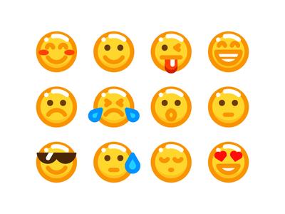 Emodor character outline line illustration iconography icon sandor symbol emoticons expression emoji emodor