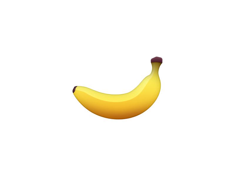 Banana app iphone icon os icon app icon ios icon mac os icon macos icon mac icon osx icon realistic fruit food yellow icon sandor banana