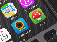 Two Apps with New Icon in App Store