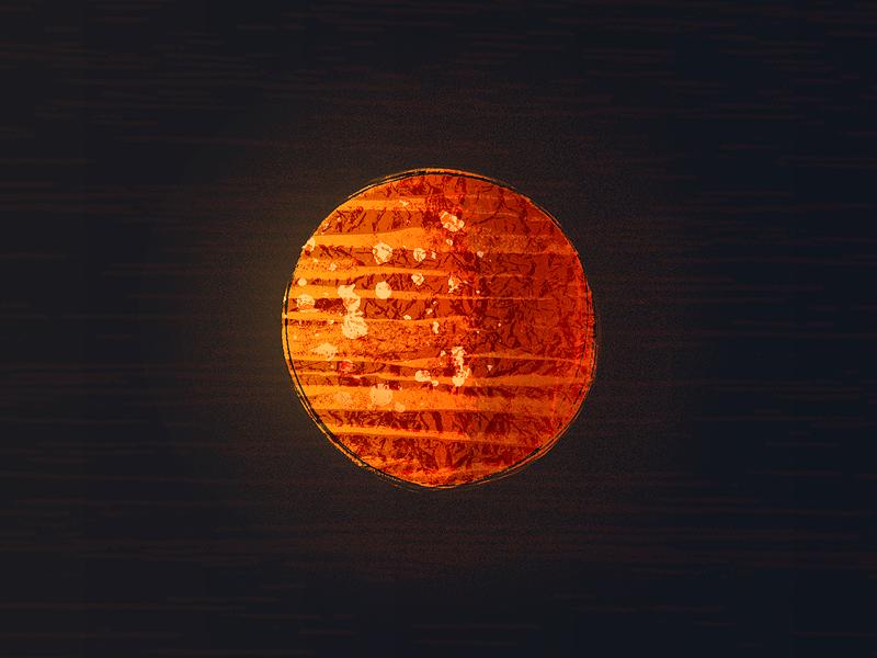 Mars by Sandor on Dribbble