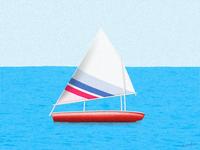 Sailboat fullview