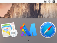"""M"" Icon"