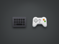 Keyboard & Gamepad