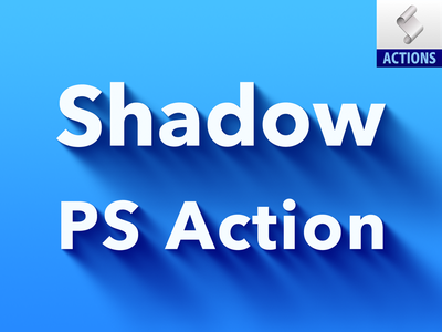 Shadow PS Action (Free Download) photoshop action sandor download free free download atn action ps action shadow
