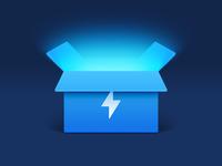 Energy box fullview