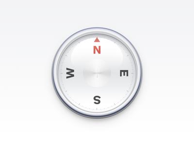 Compass Icon app realistic os icon mac os icon osx icon macos icon mac icon smartisan icon pointer smartisan sandor needle metal icon app icon compass
