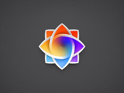 Album Icon gallery  icon ux icon ui icon user interface icon skeu skeuomorph skeuomorphism mac icon macos icon osx icon flower icon flower photo album app icon realistic sandor album icon album
