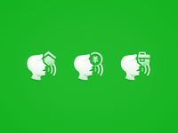 Dialogue Icons