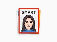 Smartisan Reader Icon