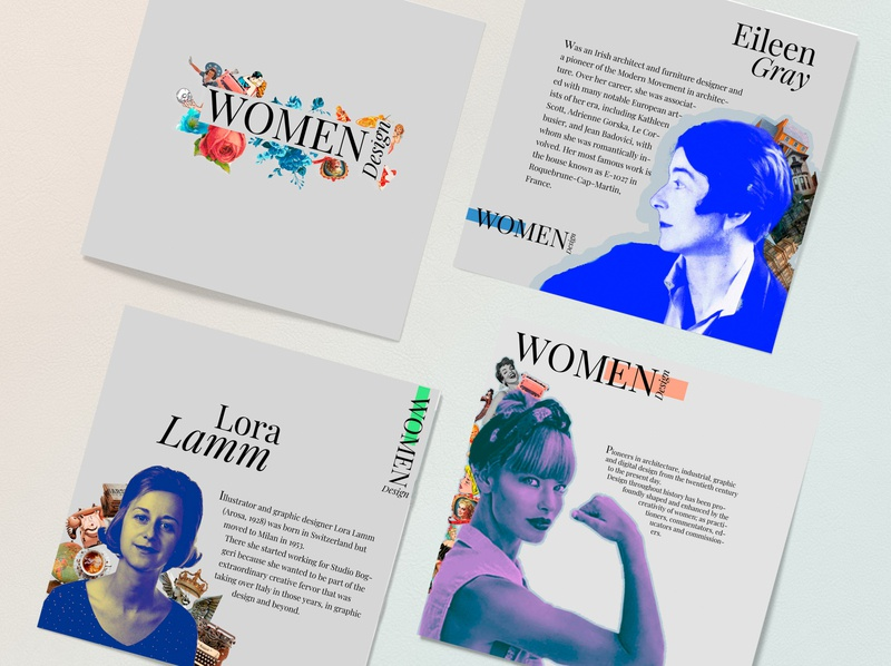Women Design typography logo designer photoshop art photoshop cards paper collage blue pink green design woman portrait woman illustration women empowerment women womendesign