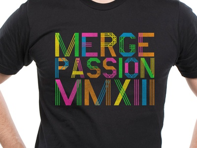 Merge Passion 2013