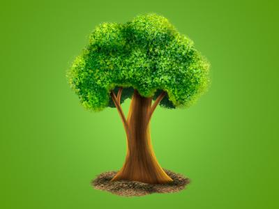 Tree icon icons