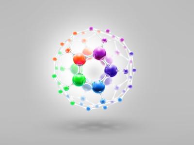 Molecular Grid  icons