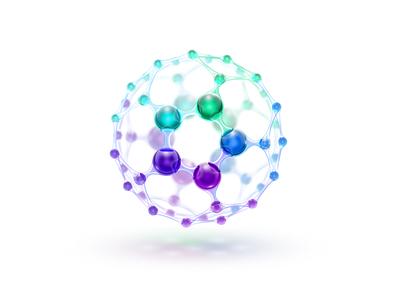 Molekular Grid icons icon