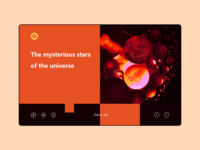 The mysterious stars  Of the universe