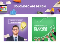 Solomoto Ads