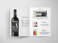 Quixote Vinum Catalog Design