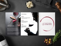 Quixote Catalog Design