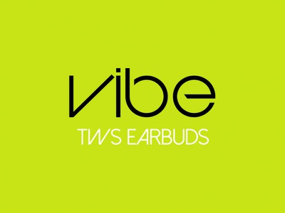 Vibe logo design headphones graphic identity graphic design logo design miami branding logo design