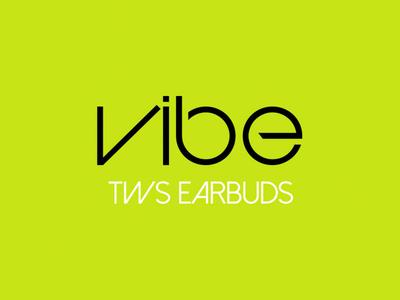 Vibe logo design