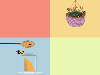 Plants and Bees