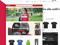 Shopify Homepage Sections