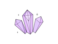 Gemstone Illustration