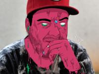 Grime Self Portrait