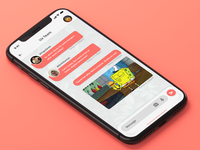 Daily UI 013 - Messaging
