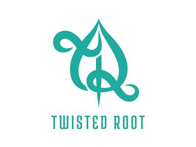 Twisted Root Logo logo