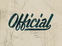 Official Skate Logotype